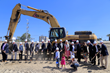 Loma Linda University Health breaks ground on new hospital complex with over 3,000 members of the community looking on