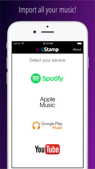 "New App ""Stamp Music Importer"" By STAMP Software Easily"