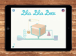 Bla Bla Box, The New Educational App By Marbotic, Allows Children To Write, Read, Spell & Learn An Infinite Number Of Words