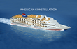 "American Cruise Lines' New Ship Named ""American Constellation"""