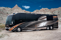 Prevost Coach Conversion