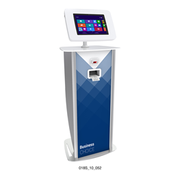 Shell + 12 Full Device Integration Tablet Kiosk