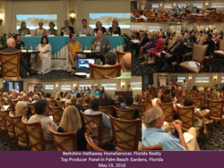 Berkshire Hathaway HomeServices Florida Realty Hosts Top Producer...