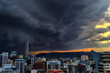 Supercell Storm - Brisbane - November 2014