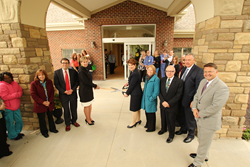 Rockynol Dedicates New Assisted Living Center