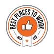 Image of the Best Places to Work award logo