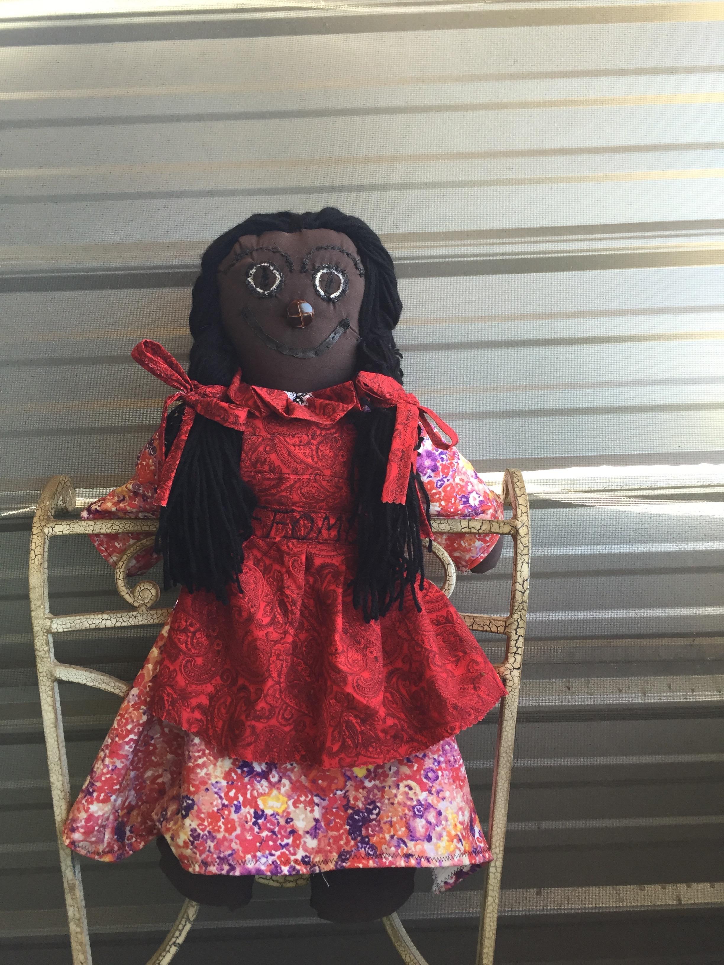 california fashion designer launches multi racial raggedy ann doll