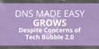 DNS Made Easy Sees Historic Organic Growth Despite Imminent Burst of Tech Bubble