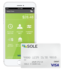 SOLE Paycard and App
