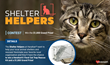 Havahart® Announces Launch of Nationwide Shelter Helpers Contest