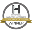 Hotelympia Innovation Award Winner 2016