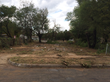 Open lot post demolition