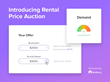 Rentberry Announces Launch of its Rental Application and Price Negotiation Platform
