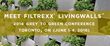 Filtrexx LivingWalls Explains Retaining Living Walls at Grey to Green Conference 2016