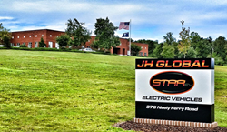 Golf Car Manufacturer JH Global Services Awarded Fast 100 Asian...