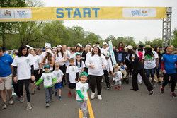 children's specialized hospital, walk n' roll