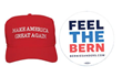 ASI Says Campaign Swag Playing Key Role in Rise of Trump and Sanders