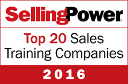 Selling Power Features ASLAN Training & Development on 2016 Top 20 Sales Training Companies List