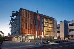 West Hollywood, Parking Garage, Civic Design