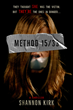 Oceanview Publishing Releases Method 15/33 by Shannon Kirk in Trade Paperback