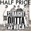 "Cape Town Punk Rock Pioneers ""Half Price"" Debut ""Straight Outta' (South) Africa"" for U.S. Audiences."