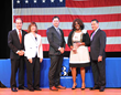 Martha Daniel, President and CEO of Information Management Resources, Inc., Awarded the 2016 Small Business Person of the Year by the U.S. Small Business Administration