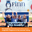 Finn Academy of Elmira, NY Awarded Imagination Playground