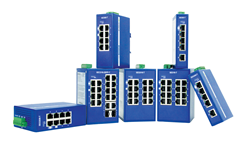 eWorx Industrial Monitored Ethernet Switches
