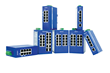 B+B SmartWorx Announces the New eWorx Family of Smart Industrial Ethernet Switches