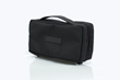 Duo Dopp Kit—black ballistic nylon