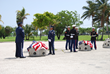 Military Honors like this one will be held this Memorial Day for six crewmen lost in 1942 when their B-26 Marauder went down in 1942 on a training mission.
