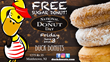 Duck Donuts Free Donut