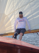 Robert Donnelly, USN ret., Team SF Sailing