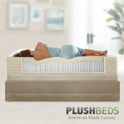 Coil Mattress With Natural Latex