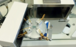 Load-lock compatible nanoprobing platform for nanoscale electrical characterization in SEM