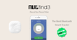 Nut Technology Introduces Its Latest Generation of Smart Tracker