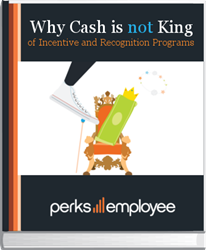 Cover of Perks eBook Cash is Not King