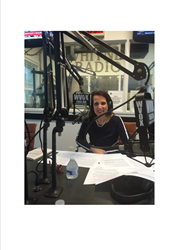 Adria Goldman Gross on the Greenburgh Reprot radio show hosted by Greenburgh, NY Town Supervisor Paul Feiner, and broadcast on New Rochelle, NY-based WVOX (1460 AM)