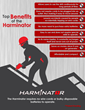 By using the Harminator, it will provide a significantly lighter and portable power tool, thus improving work while lessening any chances of accidents