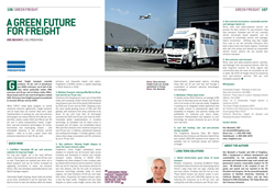 "CCTNE article for G7 by Freightera CEO ""Green Future for Freight"""