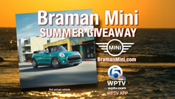 Braman MINI Summer Giveaway | MINI Convertible Leases