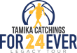 Tamika Catchings FOR24EVER Legacy Tour logo