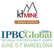 ktMINE to Sponsor and Exhibit at IPBC Global 2016