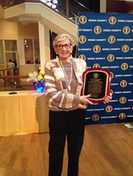Nan Samons Essex County Legend Award