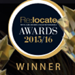 MSI Wins Re:locate Magazine's Award for Best Relocation Management Company 2015/16