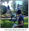 A Plein Air Paint-out in Union Square