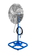 Larson Electronics Releases an Electric Explosion Proof Fan on Four Foot Stand