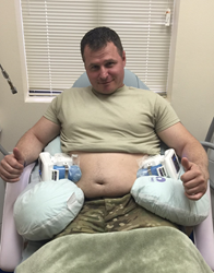 CoolSculpting Used for First Time to Help Army Soldiers Meet
