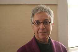 This is a photograph of Mount Holyoke professor Gail Hornstein