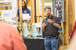 Sierra College Solar and Construction Open House Connects Students to Employers that are Hiring